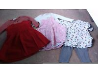 6 baby girl outfits