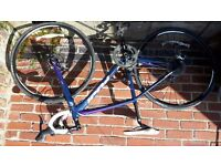 Fuji Finest 1.3 Disc Road bike. Women's small 46 frame. Good condition, recently serviced