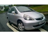 Honda Jazz SE 1.4L - ONLY 60300 GENUINE MILES -