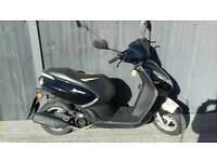 Peugeot kisbee 100 cc one year mot one owner from new 450 Ono