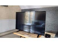 LG 43LH510V Full HD LED TV 2 weeks old