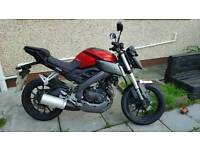 Yamaha mt 125 streetfighter