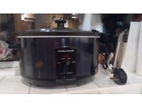 Slow cooker Morphy Richards model 48703