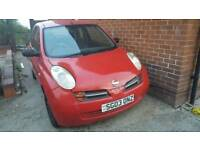 Nissan micra for sale read add
