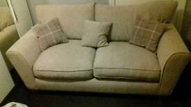 PERFECT CONDITION!! SCS 2 AND 3 SEATER MATCHING SOFAS! Absolute bargain!