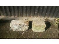 granite square sets
