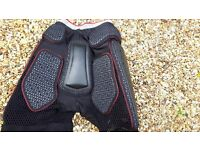 Dainese body armour ski / snowboarding protective shorts Size M