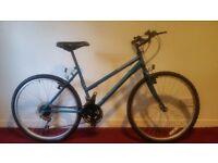 Universal Nevada Ladie's Mountain Bike with Lock