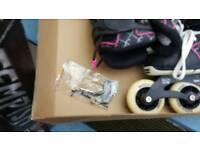 tempish Rollerblades size 7.5