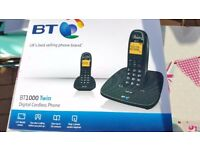 Twin BT 1000 phones