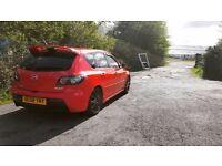 Mazda 3 MPS with full Aero kit *LONG MOT* PRICE DROP