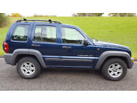 JEEP CHEROKEE SPORT 2.8 DIESEL AUTO AUTOMATIC 4x4