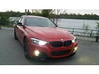 BMW 320D F30 SE SEMI-AUTO 2012 (START-STOP) SAT NAV FULLY LOADED £30 TAX TOP SPEC £8895