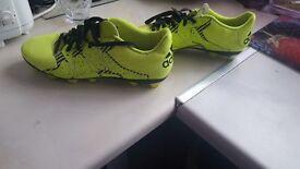 Adidas football boots size 7