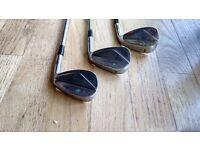 MD Golf wedge set (52 56 60)
