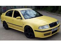 Skoda Octavia VRS Turbo Modified Please read ad