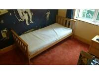 Mothercare Full Size Single Bed.