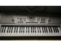 Rockjam musical keyboard 100 tone 100 rhythm with box