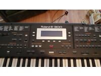 Rare Roland E300 Intelligent Keyboard