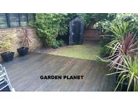 GARDEN PLANET - Gardening Services | Turfing | Jet Wash Cleaning | Landscaping | Fencing | Decking