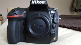Nikon D810 + Package