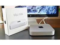 Apple Mac Mini 2.5gHz Intel i5 4gb 500GB HDD Inc Wireless Keyboard & Trackpad Immaculate A1 Boxed