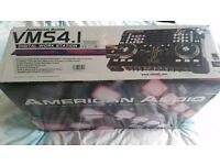 American Audio VMS 4.1 Digital work station DDJ controller