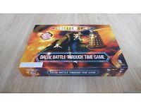 Dr Who dalek battle through time game