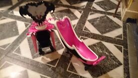 monster high doll`s furniture