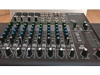 Mackie 1202VLZ, Studio Mixer, Box, Germany.