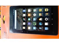 Orange Amazon fire 8GB