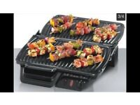 Tefal health electric grill