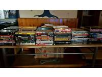 150 dvds for sale