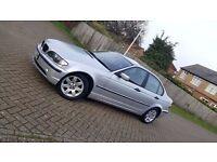 2003 (03) BMW 3 SERIES E46 316i ES 1.8L PETROL AUTOMATIC 4DR SALOON MOT JAN 2017 SUPERB DRIVE CAR