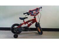 Kids V8 Custom 12 inch Bike/Bicycle from Smyths