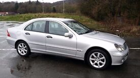 Mercedes c200 cdi Manual(rare) 2004 facelift model spares and repairs