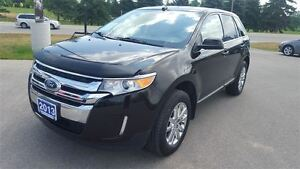 2013 Ford Edge Limited AWD | One Owner | Navigation Kitchener / Waterloo Kitchener Area image 2