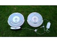 2x Irobot roomba 530 1x docking station 1x charger! Both cant be charged! can deliver or post!