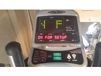 Vision X6200HRT Elliptical Trainer Gym Home Fitness Very Good Condition