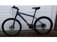 VooDoo Bantu Aluminium Frame Hardtail Mountain Bike