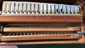 Accordion tuning and repairs, professional service, over 40 years experience