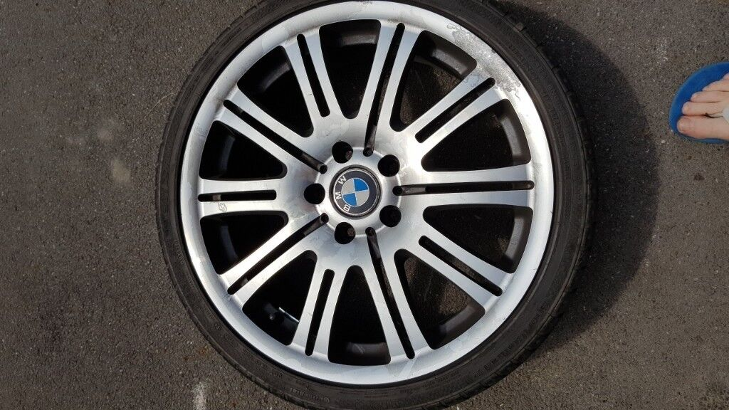 19 Inch Bmw M3 Replica Wheels In Didcot Oxfordshire Gumtree