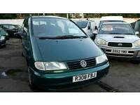 Vw sharan immaculate original condition 7 seater family car