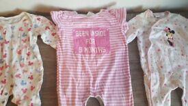 Baby girls stuff