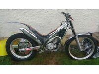Gas Gas TXT Pro trials bike