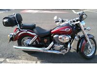 Honda Shadow 750cc (american classic edition model)2003reg 29000miles