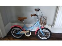 Girl's Dawes Lil Duchess bike 16 in wheels