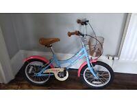 Girl's Dawes Lil Duchess bike 16 in wheels