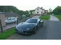 Mitsubishi GTO Twin Turbo 400bhp NEW MOT, NEW COMPETITION CLUTCH