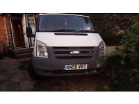 FORD TRANSIT 2006, AIR CONDITIONING, 140BHP T330 S